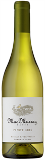 MacMurray Ranch Pinot Gris Russian River...